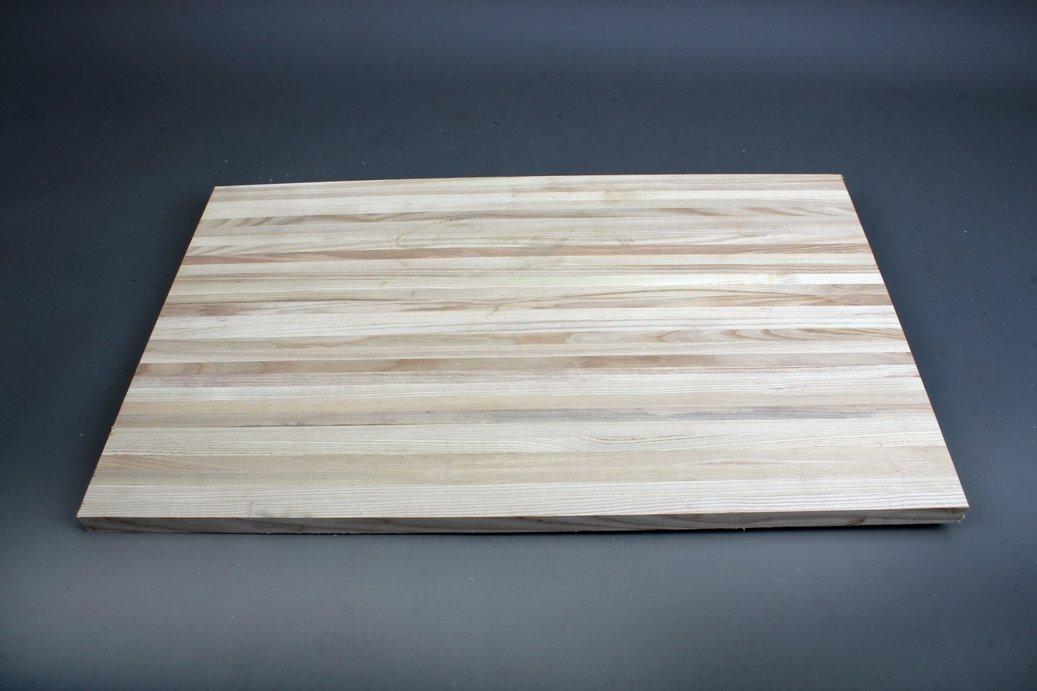 Ash solid wood panel 20x620x1000mm A