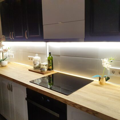ASH WOOD WORKTOP (KITCHEN)