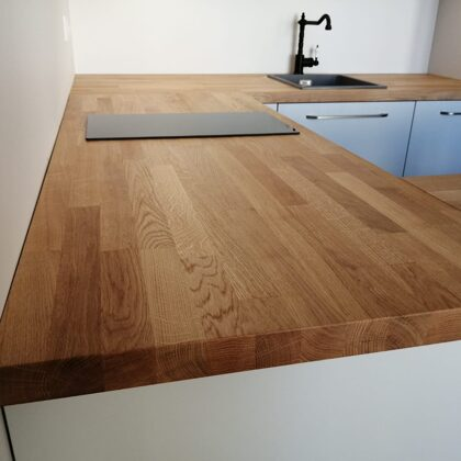 OAK WOOD WORKTOPS